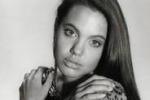 Angelina Jolie, scatti da modella a 15 anni