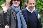 Bruni e Sarkozy, che romantici a NY