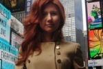 Anna Chapman, la spia mozzafiato fa sognare gli internauti
