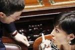 Bocchino, scuse alla moglie per la storia con Mara Carfagna