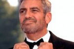 """George Clooney compie 50 anni: """"Non e' male invecchiare"""""""
