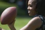 Michelle Obama, atleta d'eccezione alla Casa Bianca