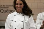 Canada, William e Kate chef per un giorno