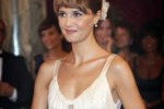 Paola Cortellesi, scene da un matrimonio