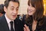 Fiocco rosa all'Eliseo: nasce la figlia di Carla' e Sarkozy
