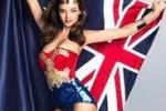Miranda Kerr come Wonder Woman