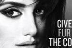Penelope Cruz: per Peta solo un nudo casto