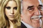 """Marquez fa 85 anni, Shakira su Twitter: """"Ti amiamo Gabo"""""""