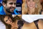 Pique' tradisce Shakira con Bar Refaeli?