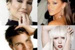 Le star piu' influenti del mondo: J.Lo batte Lady Gaga