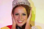 La giovane Susan Henry e' Miss Germania 2012