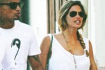 Boateng e Melissa Satta, innamorati ad Ibiza: le immagini