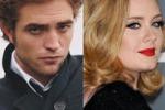 Robert Pattinson pentito della litigata: Adele, scusami