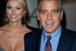 Intossicazione a Como per Clooney e la compagna
