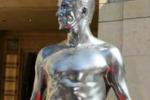 Beckham, una statua per la sua linea di intimo