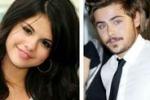Selena Gomez e Zac Efron star di Facebook e Twitter