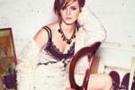 Emma Watson, pose sexy per la rivista Glamour