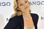 Kate Moss: posare a seno nudo mi riduceva in lacrime