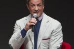 Stallone al Festival Internazionale del Film: tripudio a Roma