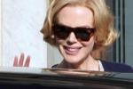 """Cinema, Nicole Kidman a Genova per """"Grace"""": le immagini"""