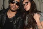 Party scatenato per Lenny Kravitz e Demi Moore: le foto