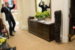 Obama contro Spiderman: lo scatto su Twitter