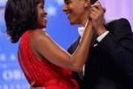 Insediamento Obama, il ballo con Michelle: le immagini