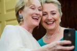 Meryl Streep, e' lei l'attrice ideale per interpretare Hillary