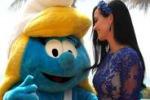 Katy Perry e' Puffetta, la cantante doppiatrice al cinema