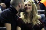 Shakira e Pique', tifosi d'eccezione a Barcellona
