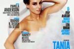 """Il """"tuffo"""" di Tania Cagnotto nel mondo di Playboy"""