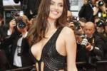 Irina Shayk sbarca a Cannes e il red carpet diventa... ose'