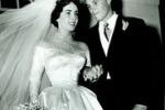 All'asta il primo abito da sposa di Elizabeth Taylor