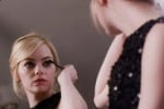 Il make up di Emma Stone: scatti dal backstage