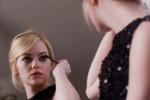 Il make up di Emma Stone: scatti dal backstage