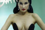 "Dita Von Teese, la regina del burlesque mozzafiato su ""BWatt"""
