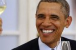 Obama canta il tormentone dei Daft Punk