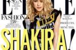 Shakira torna sulle scene: la cantante in posa per Elle