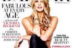 La Macpherson come 20 anni fa: la modella su Harper's Bazaar