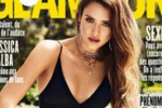 Jessica Alba, look da bad girl su Glamour