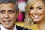 Love story finita tra George Clooney e Stacy Keibler