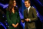 Beckham: un nome per il royal baby? David non sarebbe male