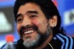 """Maradona operato agli occhi: """"E' stato bravo, sta bene"""""""