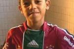 Cassiano, prodigio del calcio a 12 anni dice no al Barcellona
