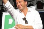 Matteo Renzi, tra i politici è il piu' amato dalle donne