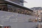 Ormeggia a Genova il mega yacht di Steve Jobs