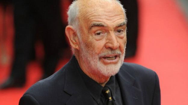 Sean Connery, Sicilia, Cinema