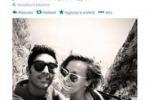 Magnini e Pellegrini di nuovo insieme: i due in vacanza a Capri