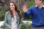 Kate e William, prima uscita pubblica dopo la nascita di George