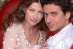 Amanda Sandrelli e Blas Roca Rey si separano